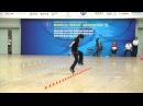KSJ 's Epic Moment in 2011 Shanghai Grand Prix of Freestyle Roller Skating
