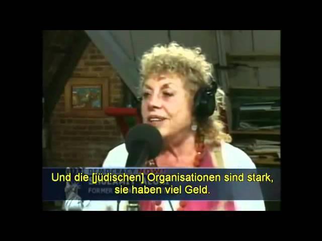 Die Offenbarung Israelische Ministerin verrät den Holocaust Trick mp4