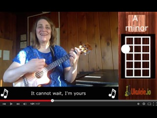 How to Play I'm Yours Easy Ukulele Song - 21 Songs in 6 Days: Learn Ukulele the Easy Way