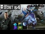 s4 (Secret) - Mirana Pro Gameplay | MMR | Dota 2 New 6.83 Map