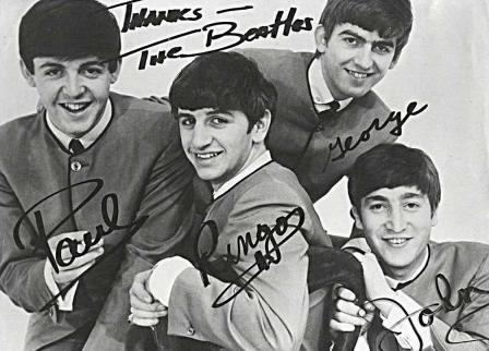 периода работы The Beatles