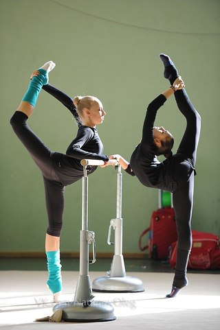 гимнастические элементы фото