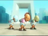 ПРИКОЛЬНЫЙ КЛИП.Малыши танцуют тектоник.