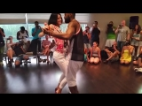 Как же они классно танцуют! Sophie Fox Tony Pirata - Kizomba Like Festival 5 - MOÇA LOUCA - YUDI FOX