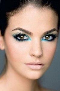 Вечерний макияж как сделать самой