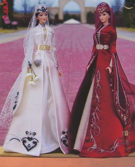Ингуши с русскими свадьбы