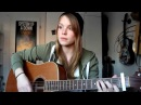 Toxicity - System of a Down Sarah Mia acoustic cover