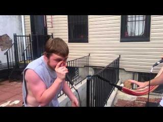 K-PoM beatbox freestyle // Kenny Urban // NaPoM
