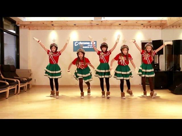 [Crayon Pop] 크레용팝 '꾸리스마스' 안무영상 / Choreography