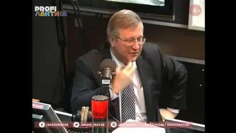 Юрий Крупнов: Русский миллиард. О демографии