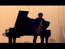 Etude in G major Nr 3 op.15 Sergey Kolesov saxophone