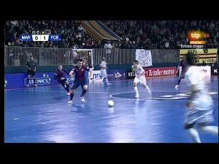 J23 Marfil Santa Coloma vs Barcelona