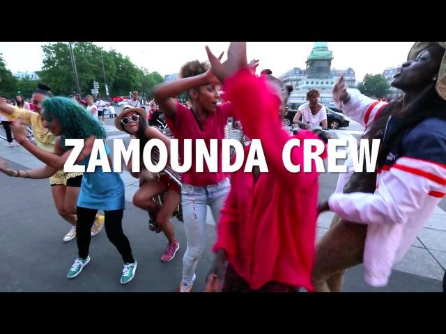 ZAMOUNDA - SUMMER in PARIS Queen of Bacchanal, Destra Garcia