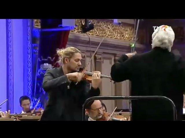 David Garrett şi Monte Carlo Philharmonic - Balada pentru vioară şi orchestră (George Enescu)