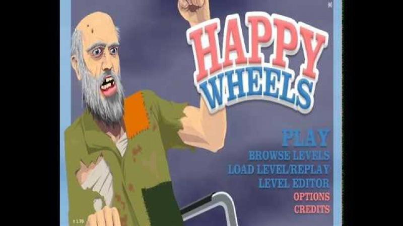 Обзор забавных и простых игр на пк 6 / Обзор на игру Happy Wheels