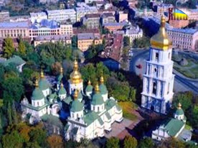 Презентация с записью голоса на тему Семь 7 чудес Украины