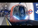 This is the new high tech tube for London