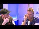 Coldplay talk A Head Full of Dreams on Magics Green Room