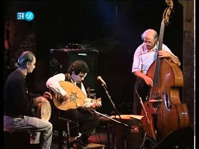 Rabih Abou Khalil Trio - Hamburg, Germany, 1991-10-17