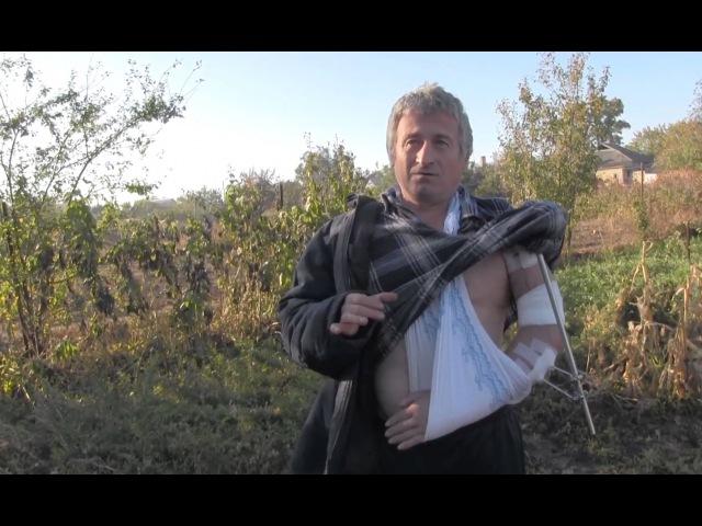лето 2014 Ukraine Widespread Use of Cluster Munitions