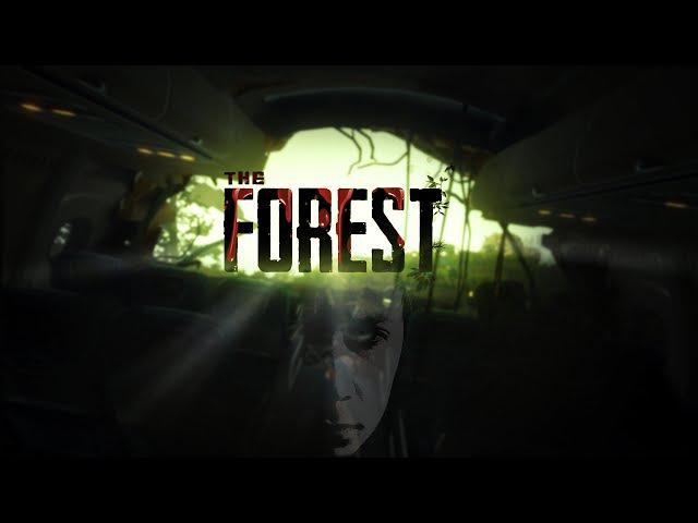 TheForest Bölüm1 Dk1 Baskın yedik Kötü başlangıc D