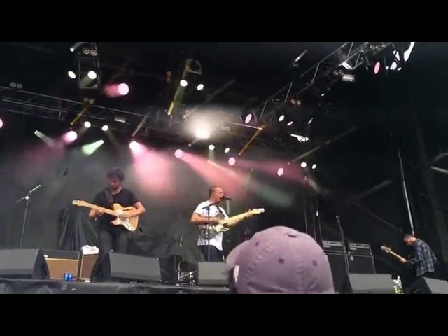 The Maccabees - Spit It Out Live @ ACL Music Festival Weekend 2