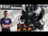 Arteezy (Secret) - Phantom Assassin Pro Gameplay | 6700+ MMR | Dota 2 New 6.83 Map
