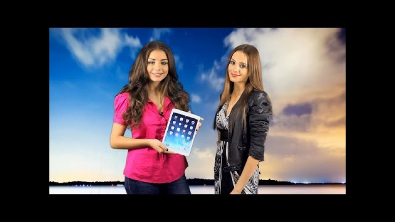 Видео-обзор планшета Apple iPad Air