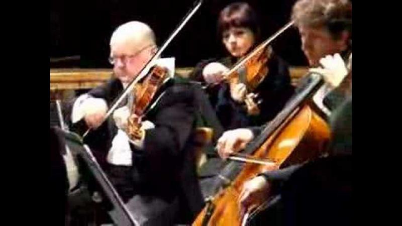 Chór Sonante wraz z orkiestrą Sinfonia Varsovia cz.4