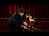 2CELLOS on 1 cello! Every Teardrop Is a Waterfall - Coldplay