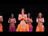 'Nostalgia' Classic Style Belly Dance by Fleur Estelle Dance Company