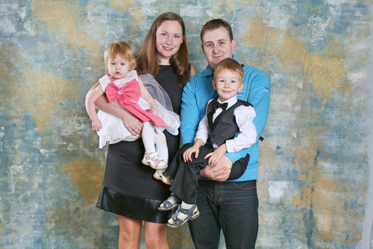 Анна назарова и ее дети фото