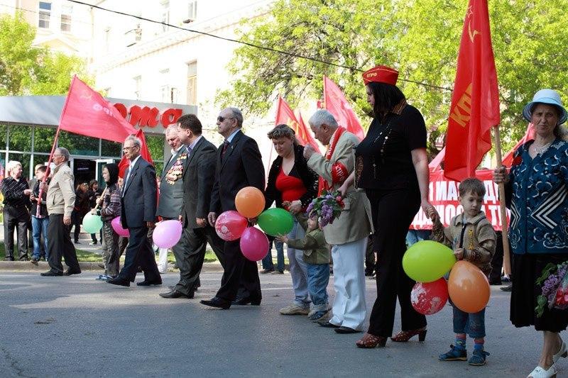 1 мая в городе Таганроге перекроют движение в центре города