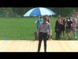 Евгений Федотов - Любить до слёз (Евгений Барс cover) - День молодёжи 2015 г. Чухлома