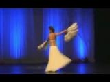 Jamilah - Feather Fans - Tales of Sahara Festival