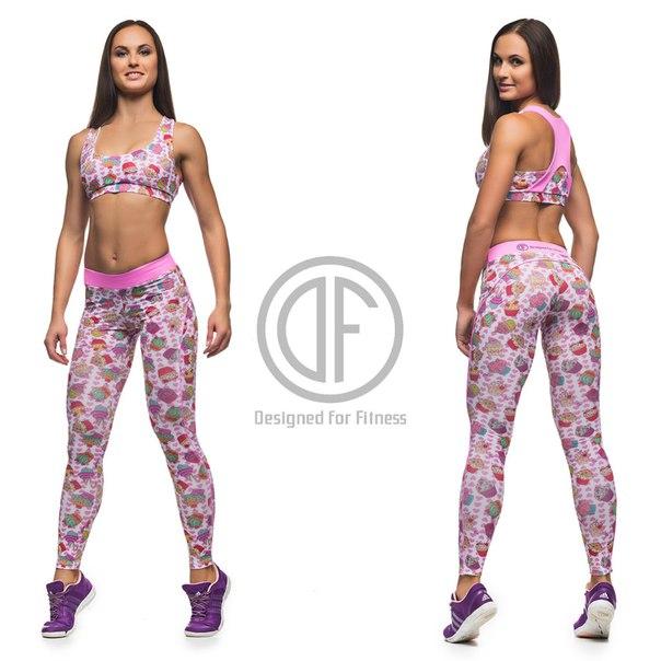 Одежда для фитнес клуба женская