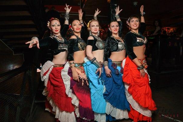 Курс восточных танцев для начинающих