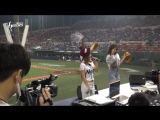 Hong Jin Young - Love battery @ Baseball and City