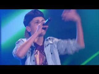 Lukas - Can't hold us (Macklemore) - The Voice Kids 2014 Germany
