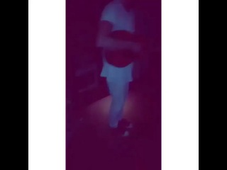 Justin's video on snapchat (rickthesizzler)
