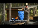 How to pack for cabin-to-cabin: The man in the Fjällräven shirt