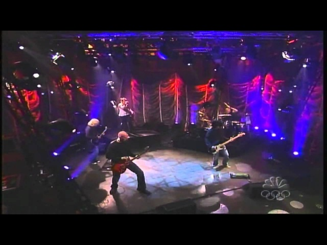 A Perfect Circle The Outsider Live On Jay Leno HD