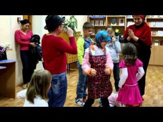 Праздник, посвященный началу учебного года, в центре развития детей и подростков