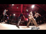 FREESTYLE SESSION JAPAN2015 BREAKIN' 3on3 BATTLE BEST 8 Found Carnival VS IKUTA SQUAD