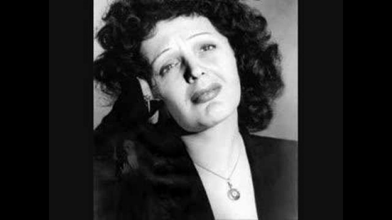 Edith Piaf - Autumn Leaves (Les Feuilles Mortes)
