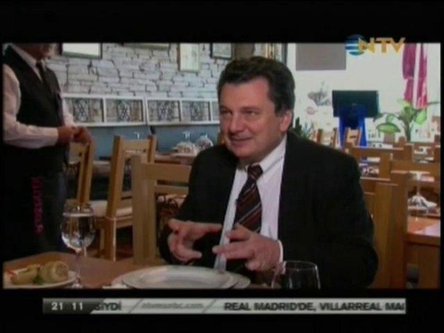 Sancak Restaurant - Vedat MİLOR' un sunduğu Tadı Damağımda Programı 24.03.2013