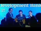 В Шанхае открылся Новый банк развития БРИКС - Первый канал