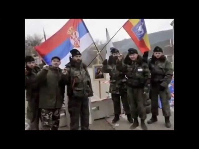 Święta Wojna Noworosji - Wstawaj Kraju Ogromny (wersja rockowa)