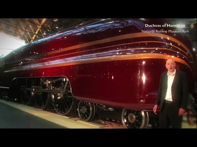 Streamlined | Duchess of Hamilton HD
