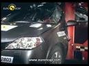 Краш-тест - Nissan Primera 2002 E-NCAP